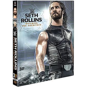 WWE: Importación de Seth Rollins - edificio los E.e.u.u. arquitecto [DVD]