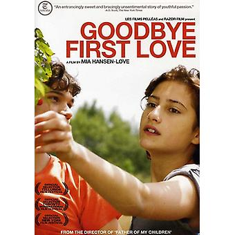 Goodbye First Love [DVD] USA import
