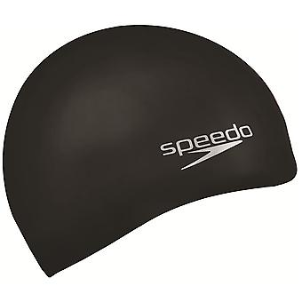 Speedo Moulded Silicone Swimming Cap