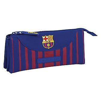 F.C. Barcelona Portatodo Triple F.C.Barcelona 17/18 (Toys , School Zone , Pencil Case)