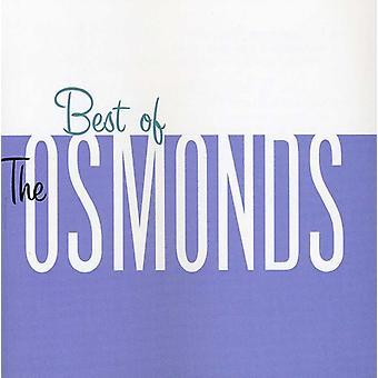 Osmonds - lo mejor de la importación de los E.e.u.u. Osmonds [CD]