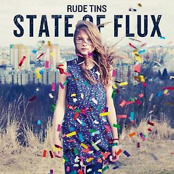 Niegrzeczny puszki - stan Flux [CD] USA import