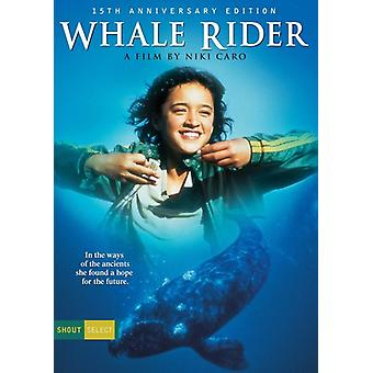 Whale Rider (15th Anniversary Edition) [DVD] USA import