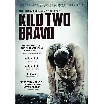 Kilo to Bravo [DVD] USA importerer