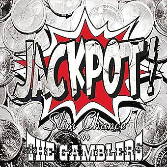 Slim Chance & the Gamblers - Jackpot [CD] USA import