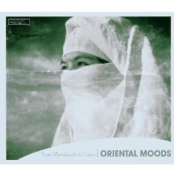 Oriental stemninger - fra Marrakech til Cairo [CD] USA import