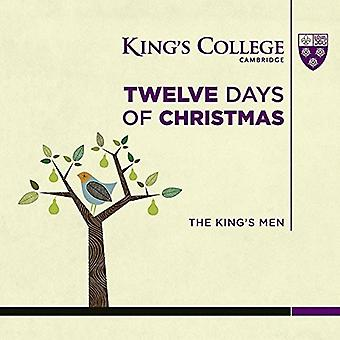 Berlin / Crosby / kongens mænd - 12 dage efter jul [CD] USA import