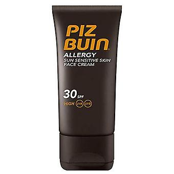 Piz Buin Facial Cream 50 Ml Allergy