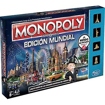 Hasbro Monopoly World Edition (Toys , Boardgames , Strategic)