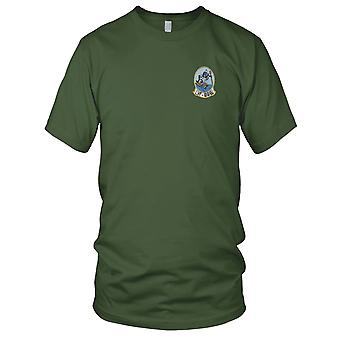 US Navy VF-886 Embroidered Patch - Mens T Shirt