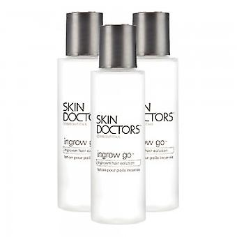 Skin Doctors Ingrow Go - 3 Packs