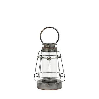 Light & Living Lantern Ø25x48,5 Cm BIGOLO Tin Copper