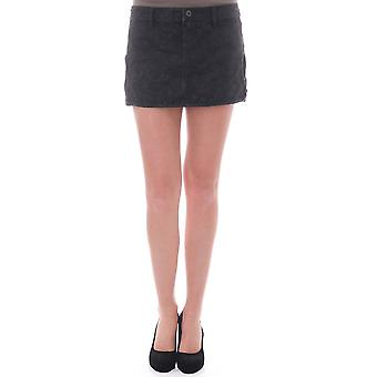 Diesel Mini Skirt With Cutout Detail