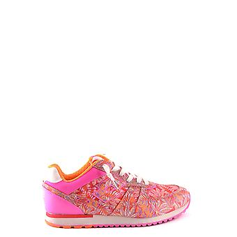 Lotto ladies MCBI193045O pink leather of sneakers