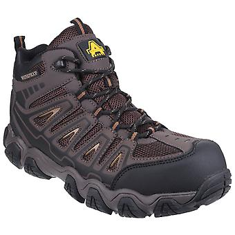 Amblers Safety Mens AS801 Rockingham Waterproof Non-Metal Hiking Boots