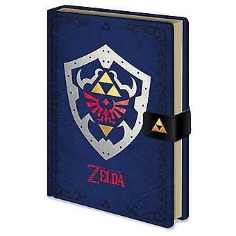 The Legend Of Zelda Premium Notebook