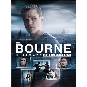 Bourne Ultimate Collection [DVD] USA import