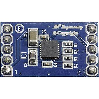 Arexx Gyro compass JM3-CG32 Suitable for (robot assembly kit): ASURO
