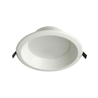 LED Robus Inspire Activate 22W LED Circular Downlight, 230mm, Daylight 6K