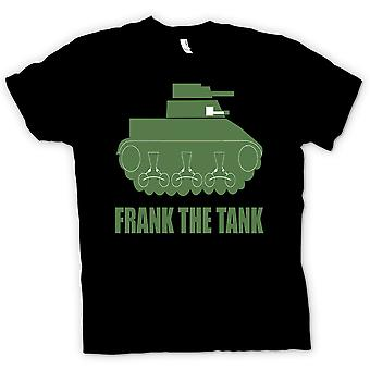 メンズ t シャツ - フランク タンク - 引用