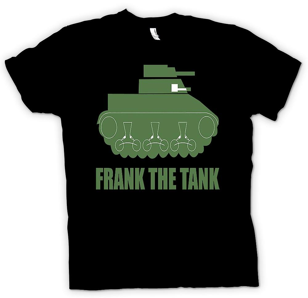 Kids t-shirt - Frank The Tank - cita
