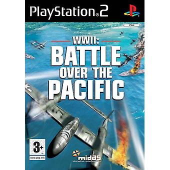 WWII Battle over the Pacific (PS2)