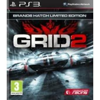 Grid 2 Brands Hatch Limited Edition PS3