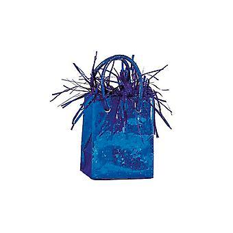 Ballongvikt Mini Handväska Royal Blue Prism