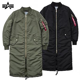 Alpha industries ladies jacket MA-1 coat PM long Wmn