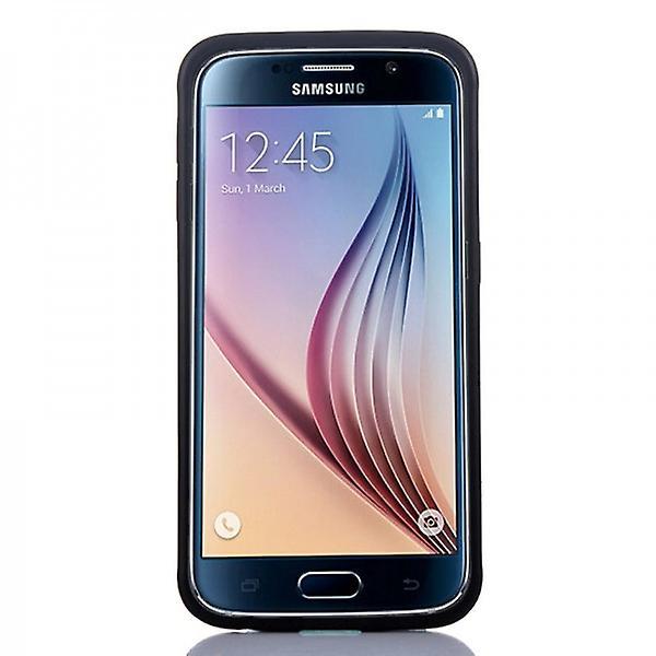 Hybrid Bumper Schwarz für Samsung Galaxy S6 G920 G920F