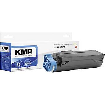 KMP Toner cartridge replaced OKI 44574702 Compatible Black