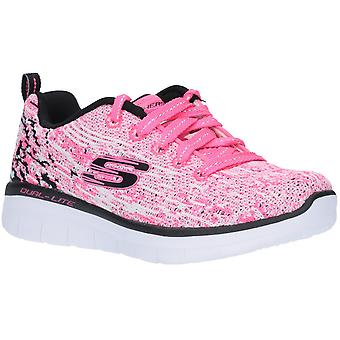 Skechers Boys & Girls Synergy 2.0 High Spirits Trainers