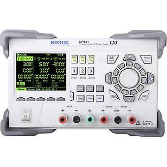 Rigol DP831 ベンチ PSU (調節可能な電圧) 0 - 8 Vdc 0 - 5 A 195 W 号出力 3 の x