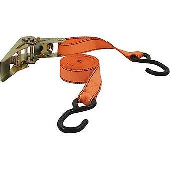 Double strap Low lashing capacity (single/direct)=350 daN (L x W) 5 m x 25 mm Petex 43192735