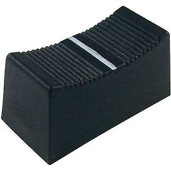 Cliff CP3260 Slider Knob Blk Cs/1A (For 4mm Shaft)