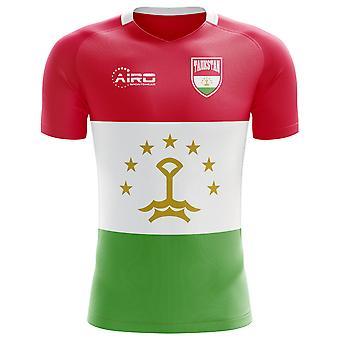 2018-2019 طاجيكستان مفهوم الوطن القميص لكرة القدم