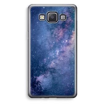 Samsung Galaxy caja transparente A3 (2015) (Soft) - Nebulosa