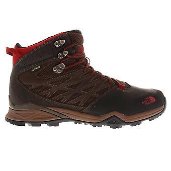 The North Face Mens Hedgehog GTX Mid lopen schoenen waterdicht Lace Up ademend