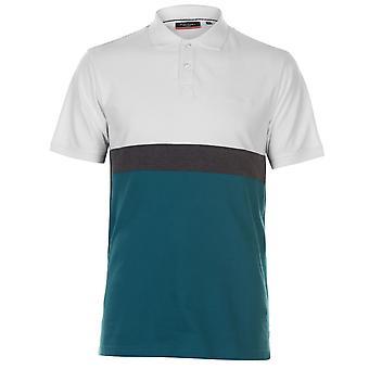 Tee Top z krótkim rękawem bawełna przycisk Dopasuj Pierre Cardin klasyczna Koszulka Polo męskie