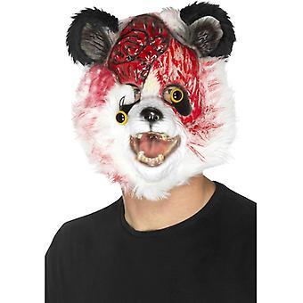 Zombie Panda Mask