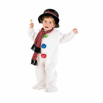 Snowman baby costume baby costume snowman overalls