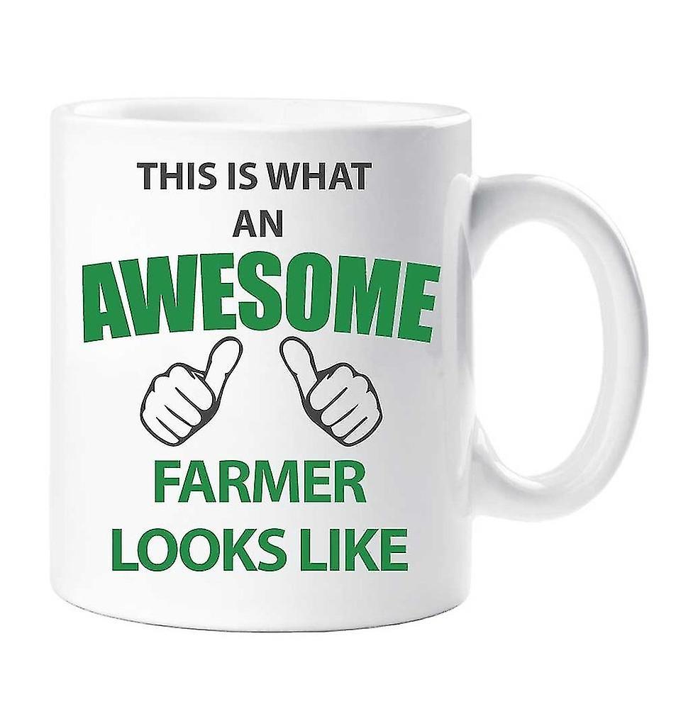 Ce Agriculteur C'est Qu'un Génial Ressemble Mug WH2E9DI