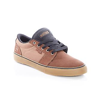 ETNIES Brown-Gum Barge LS chaussure