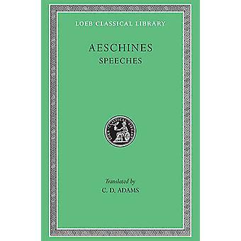 Przemówienia Ajschines - Charles Adam - C.D. Adams - 9780674991187