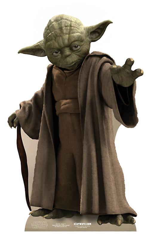 Yoda - Star Wars Lifesize Cardboard Cutout / Standee