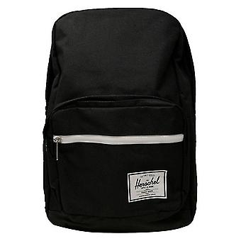 Herschel Black Pop Quiz Light - 22 Litre Laptop Backpack