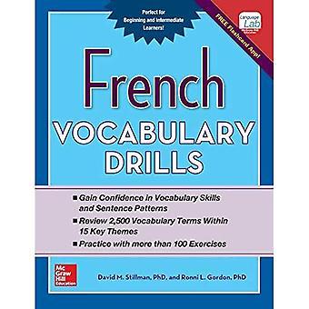 Exercices de vocabulaire Français