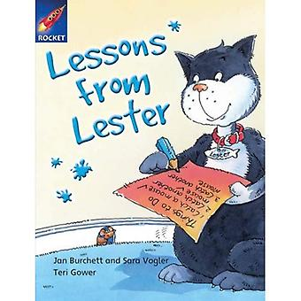 Lessons from Lester: Purple Level Fiction (Rigby Star Independent)