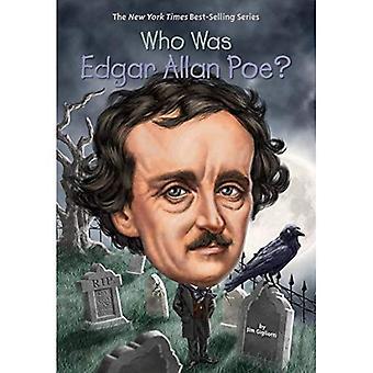 Vem var Edgar Allen Poe?