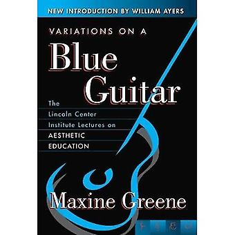 Variationer på en blå gitarr
